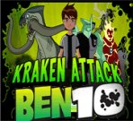 Ben 10 – Ben Ten – Kraken Attack