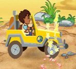 Diego African off Road Rescue