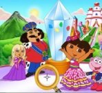 Dora The Explorer Spot The Numbers Game