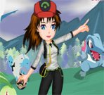 Pokemon Trainer Cutie
