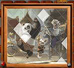 Sort My Tiles Kung Fu Panda