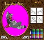 Tom and Jerry online Coloring