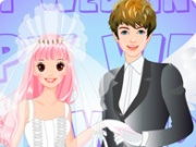 Happy Wedding Dress Up