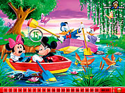 Hidden Numbers – Mickey Mouse