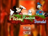 Mickey Rescue Donald  Hacked