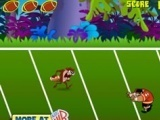 Taz Football frenzy Hacked