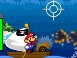 Mario Sea War Hacked
