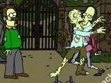 The Simpsons Zombie Game Hacked