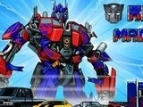 Transformers Race Machines Hacked