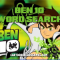 Ben 10 Word Search