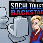 Sochi Toilets : Backstage